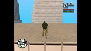 GTA San Andreas Climbing On The Highest Building In Los