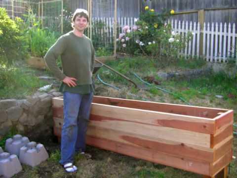 KS: Free Diy deck planter bo Planters Youtube on