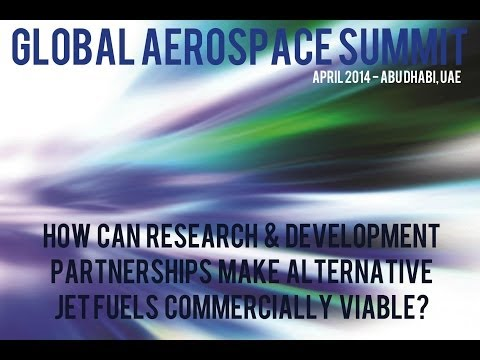 R&D partnerships can make alternative jet fuels commercially viable?