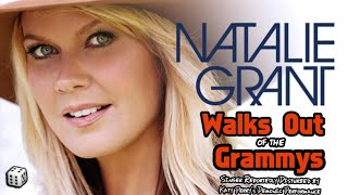 Singer Natalie Grant Walks Out Of Grammys After Katy Perry