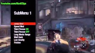 Black Ops Zombies Mod Menu Working 2013 (Xbox,PS3,PC) USB