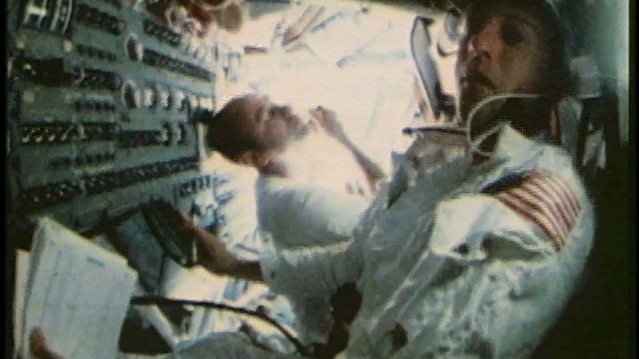 APOLLO 12 STRUCK BY LIGHTNING YouTube