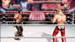 WWE All Stars: Shawn Michaels Vs John Morrison HIGH