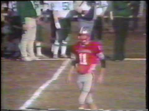 BCS vs Malone North Country Superbowl  11-19-83