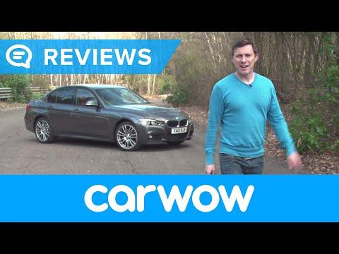 BMW 3 Series Saloon 2017 review | Mat Watson Reviews