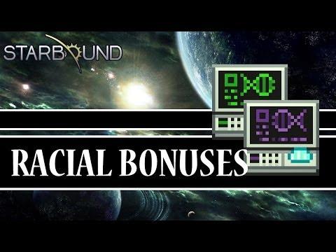 [Starbound Mods] - Racial Bonuses