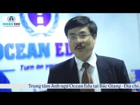 Khai trương cơ sở mới Ocean Edu Bắc Giang (02/04/2016)