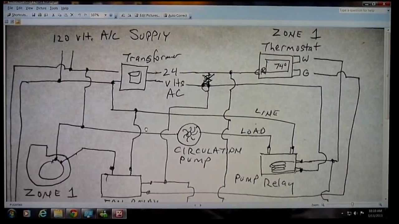 My DIY Home Heating Hot Water Design YouTube