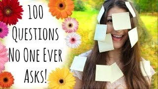 100 Questions That No One Asks!