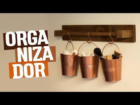 POLYFORT EXTRA - DIY: Organizador banheiro & cozinha