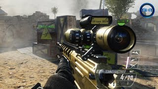 """DIG"" Gameplay Black Ops 2 Multiplayer New APOCALYPSE"
