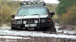 Hummer H3 MAX MUD Madness Russian part 2 videos