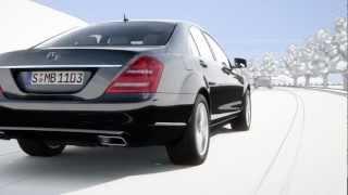 Mercedes S Class 2013 Pre-Safe Brake Pedestrian Recognition Commercial Carjam TV 2013 videos