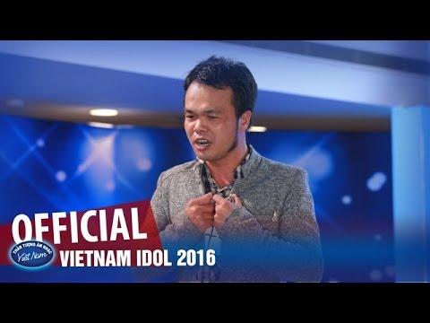 VIETNAM IDOL 2016 - TẬP 1 - MONG EM TRỞ VỀ - PHẠM VĂN  HẢI