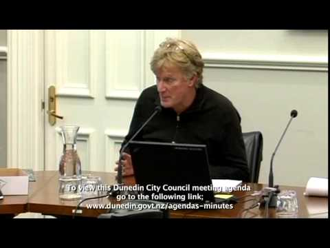 Dunedin City Council - Annual Plan Meeting - May 7 2014 - Part 2