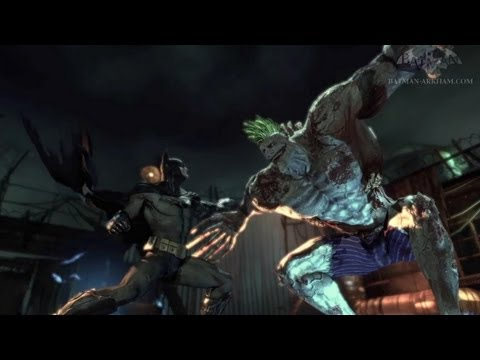 Batman: Arkham Asylum Walkthrough - Chapter 56 - The Final Battle
