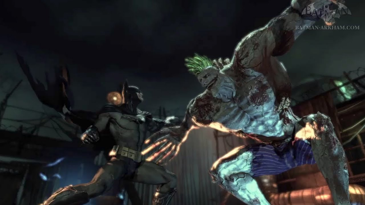 Batman Arkham Asylum Walkthrough Chapter The Final Battle Youtube