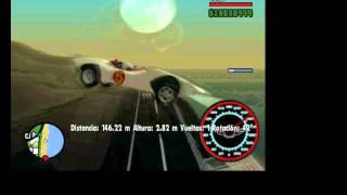 GTA San Andreas El Auto Mas Rapido Speed Racer