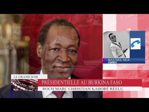 Deuxième mandat présidentielle au Burkina Faso : Roch Kaboré tendra t-il la main à l'opposition ?