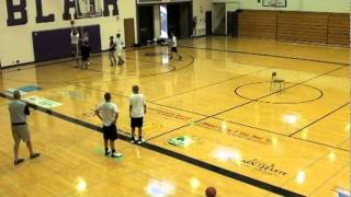 Blair Basketball Club Skills & Drills