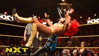 Bayley vs. Eva Marie – NXT Women's Championship Match: WWE NXT, Nov. 25, 2015