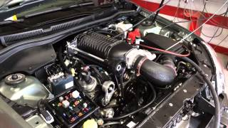 Whipple Supercharged Chevrolet SS