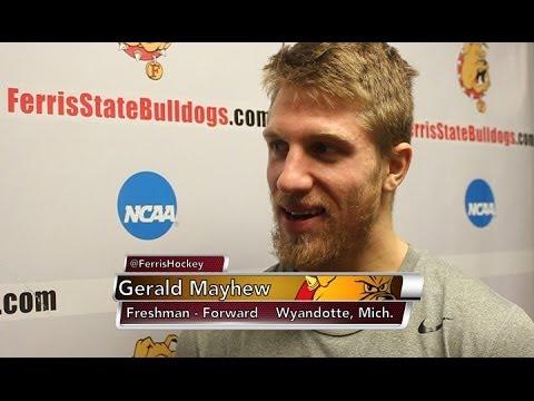 Gamday Preview -  Ferris State Hockey: NCAA Midwest Finals vs North Dakota