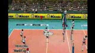 PS2 FIVB Volleyball World Cup Demo