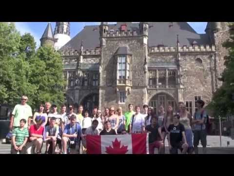 July 17-18 Music & History Poland and Europe 2014 - BMTM Students