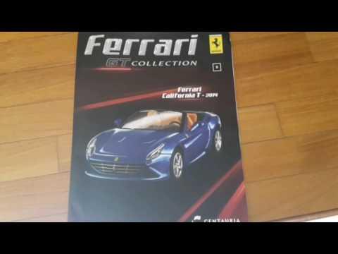 Ferrari GT Collection: California T 1:43 REVIEW