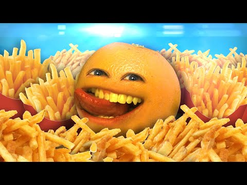 Annoying Orange - Fry-day