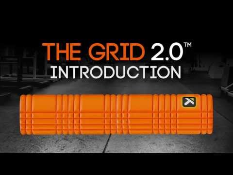 GRID 2.0 Foam Roller - Introduction