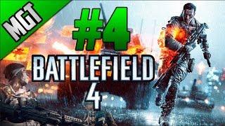 Battlefield 4 Campaña Parte 4  Gameplay En Español