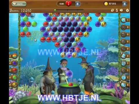 Bubble Witch Saga level 162