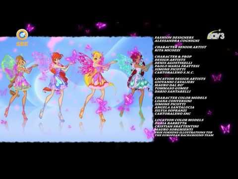 Công chúa phép thuật WINX OST - cuối phim