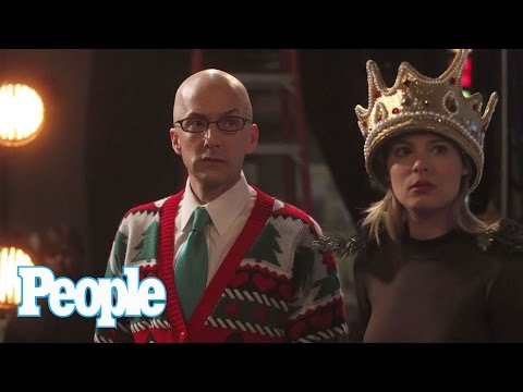 Communitys Gillian Jacobs and Jim Rash Play Our How Well Do