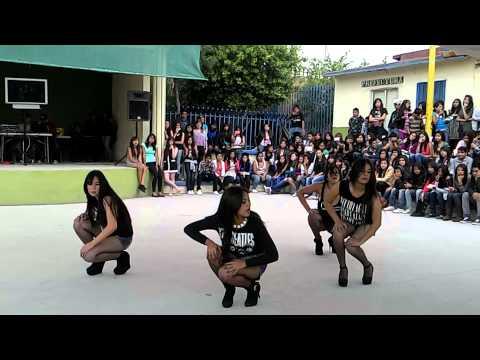 Concurso de Baile Secundaria 9. Dia del Estudiante.