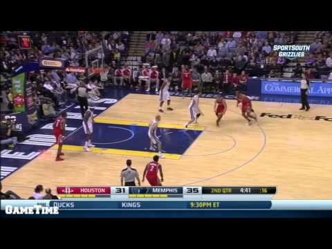 Chandler Parsons 2013-2014 Season Video