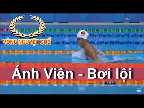 Vòng Nguyệt Quế - Nguyễn Thị Ánh Viên (HTV7 20/6/2015)