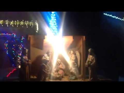 Crimea- Gurzuf- Las Vegas.  In every house Christmas