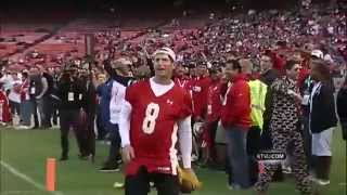 49ers Legends: Final Game At Candlestick Park