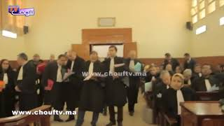 حصــري و بالفيديو. نقل أطوار أول محاكمة رقمية بمحكمة الاستئناف بمدينة مكناس    |   بــووز