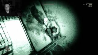 Outlast Gameplay Walkthrough- Part 5- Alternate Path to the Showers!!!