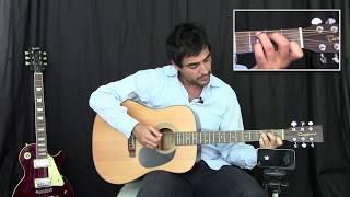 Clases De Guitarra Para Principiantes: Colorea Tus Acordes