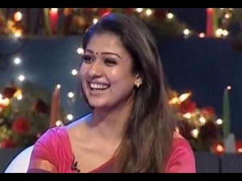 Director Atlee calling Nayanthara as