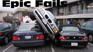 Legandárne faily pri parkovaní