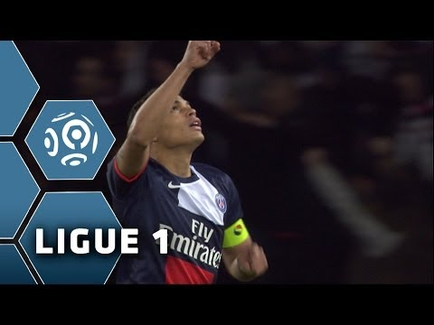 But Thiago SILVA (10') - Paris Saint-Germain-FC Nantes (5-0) - 19/01/14