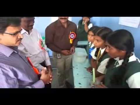 TRIVENI TALENT SCHOOL - HASTHINAPURAM - SCIENCE EXPO ( 16/02/2014 )
