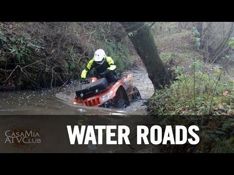 Casa Mia ATV Club - WATER ROADS (ARCTIC CAT TRV1000 CRUISER, POLARIS SPORTSMAN 850XP, TGB BLADE 550)