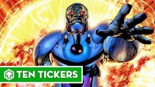 Top 10 kẻ thù của Justice League | Ten Tickers No. 118